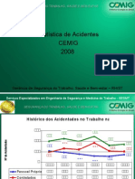 Estatísticas 2008