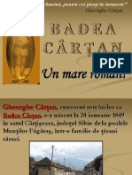 Badea Cartan