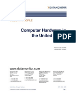 Computer Hardware in the United States