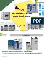 Acionamentos Elétricos Soft Starter.PDF