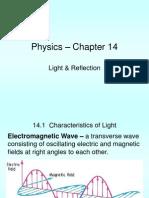 Chap 14 Notes Light