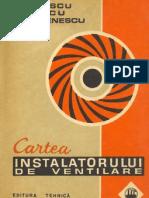 Cartea Instalatorului de Ventilare