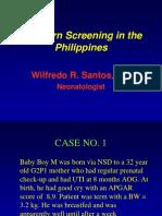 Newborn Screening Summary 2010