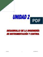 Unidad 2 Filosofia de Control