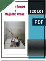 Magnetic Crane