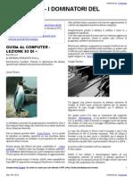 Guida al Computer - Lezione 53 - Il Sistema Operativo Parte 3
