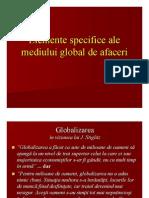 Tema Nr.1 Mediul Global