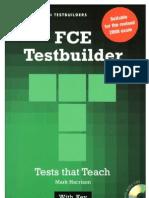 Fce Test Builder Reduced