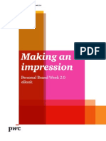 Free Personal Branding eBook by Pricewaterhousecoopers