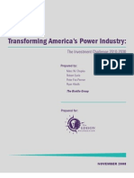 Transforming Americas Power Industry