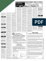 Petites annonces et offres d'emploi du Journal L'Oie Blanche du 16 mai 2012