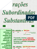 Oracao as Substantivas 100505123446 Phpapp01