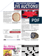 Americas Auction Report 5.18.12 Edition