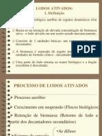 AULA - Lodos Ativados - Tecnologo