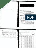 Diseño Estructural - Riddell - Tablas de Diseño