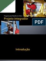 Projeto Integrador Trabalho Em Altura
