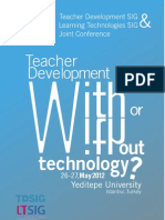 IATEFL LT&TD SIG Joint Conference Program
