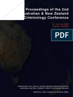 212. Australia and NZ Critical Criminology Conference.