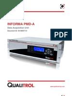 Informa PMD-A User Manual