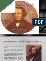 Biografia Almeida Garrett
