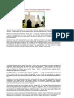 Historia Del Convento y Parroquia de San Bernardino de Siena