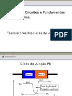 TCFE - Apresentações - TCFE_parte_3_1 - Transistores Bipolares de Jun Junção