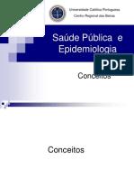 Aula2 Saúde Pública e Epidemiologia
