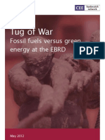 EBRD Energy Tug of War