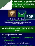 Pesquisa Em EF 2012 Criticismo Kantiano