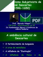 Pesquisa em EF 2012 René Descartes