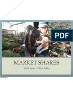 Evaluation Plan - Market Shares - Kelley Lanzet