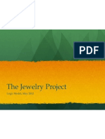 Evaluation Plan - The Jewelry Project - Garcia-Brown