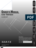Toshiba Owners Manual