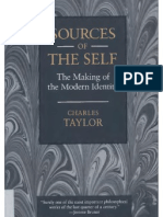 Charles Taylor -Sources of the Self