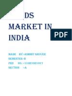 Bonds Market in India