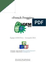 Dossier Igem
