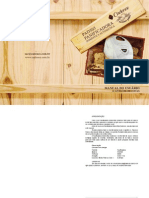Manual Maquina de Pao Pad505 Cadence