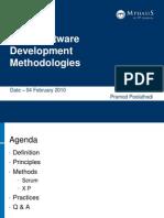 Agile Programming Mehodologies