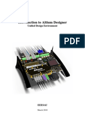Altium Notes | Version Control | Printed Circuit Board