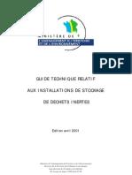 Guide Gestion Des Dechets