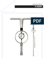 H-4204 - Proving Ring Penetrometer