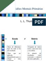 PMA - Aptides Mentais Primrias
