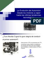 La Evolución del Automóvil