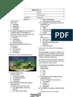 Drilling #1 Ecosystem (Ekosistem) Biologi SMP Grade 7
