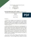 4 DCA - Acosta v. Deusche Bank - Rule 1.540(b)