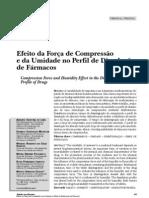 Efeito da Força de Compressão 2005