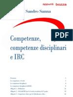 SS Competenze Competenze Disciplinari e IRC