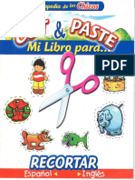 Mi Libro Para Recortar - Cut & Paste