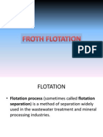 Froth Flotation