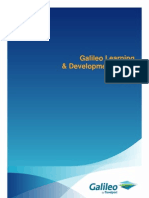 Galileo LD Portal UserGuide June08